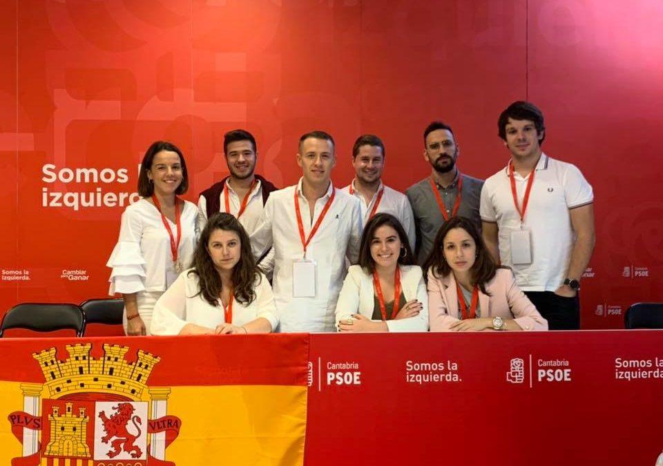 Marcos Agudo Bustillo, nuevo Secretario General de Juventudes Socialistas de Cantabria