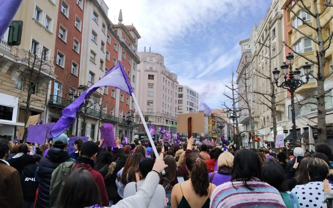 Las Juventudes Socialistas apelan a la responsabilidad en la celebración de un 8M marcado por la situación sanitaria